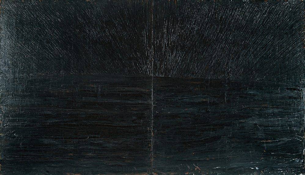 Sort sol II,1987
