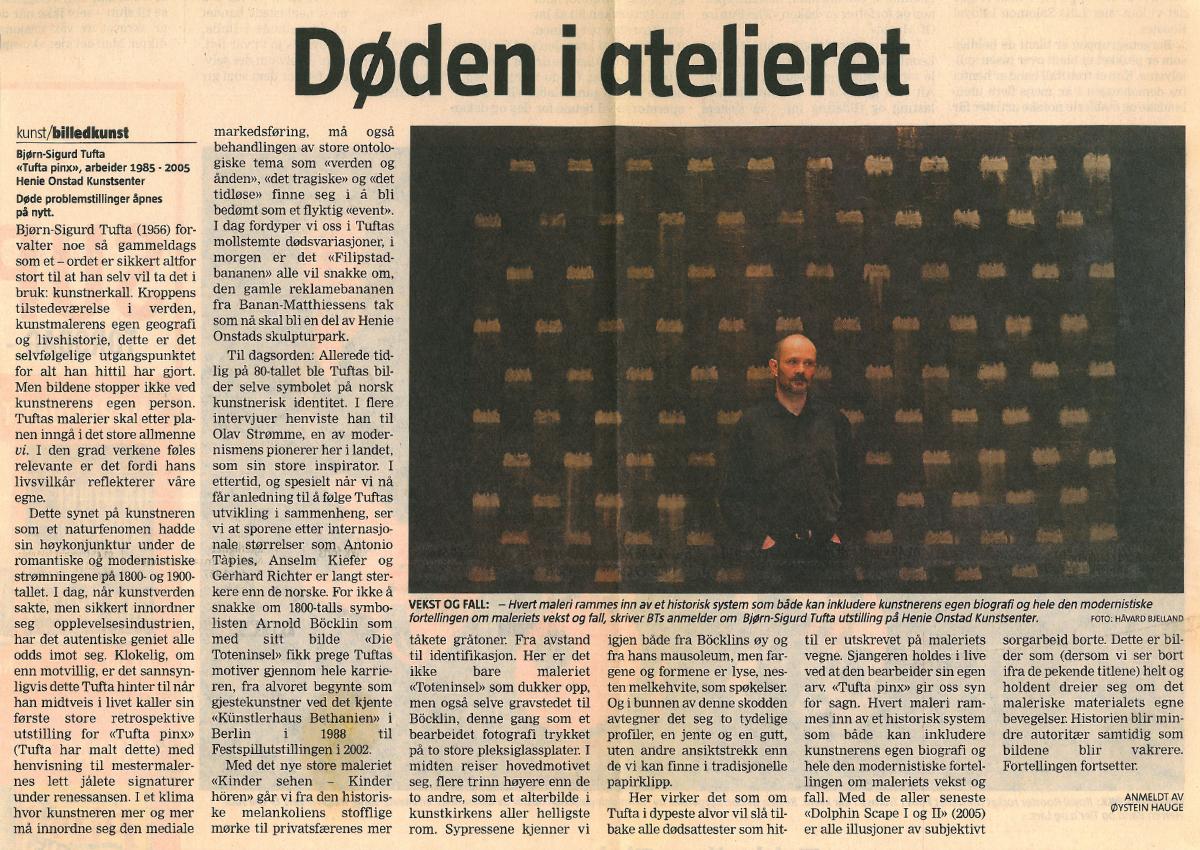 2005 tufta pinx Øystein Hauge