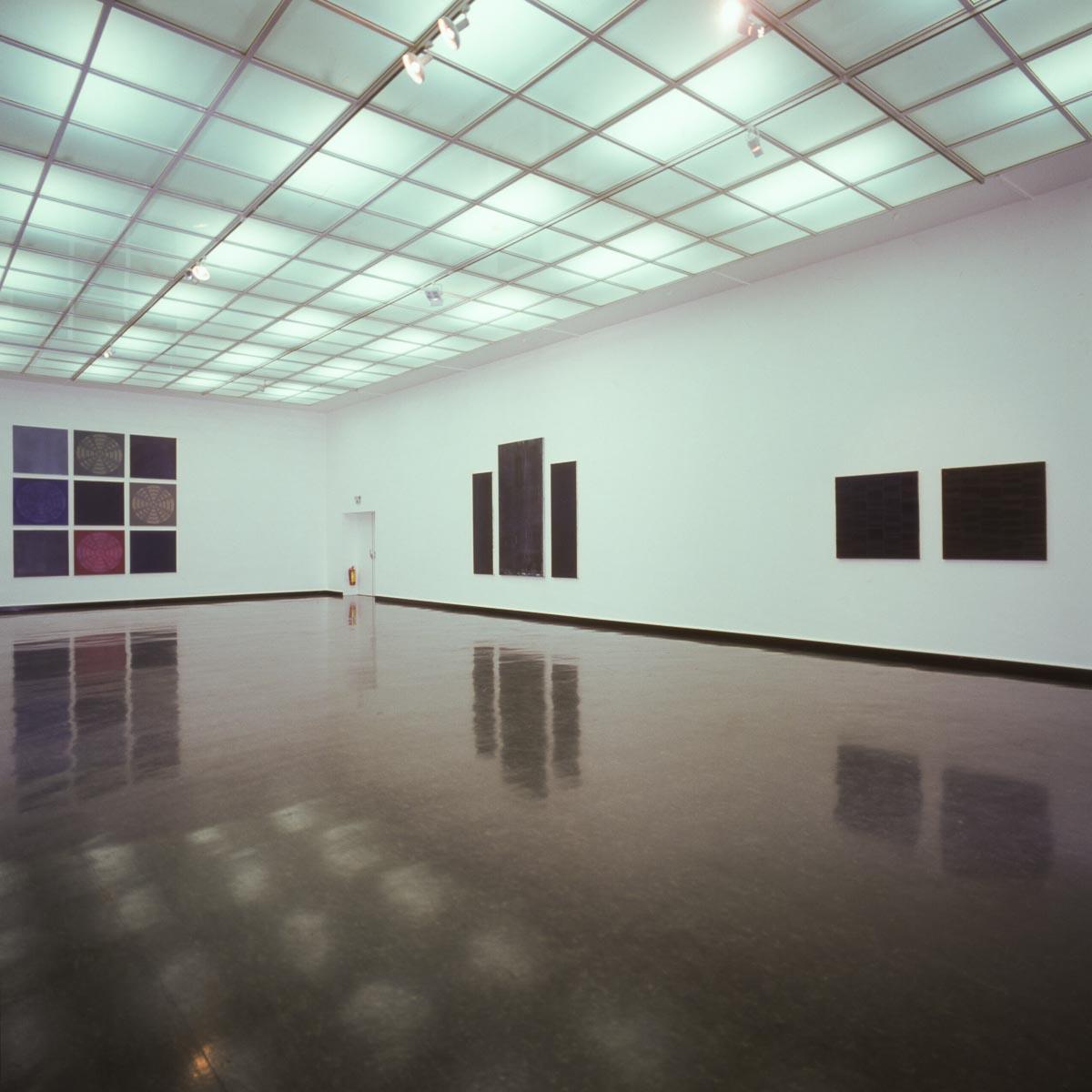 Installation Bergen Kunsthall – 2002